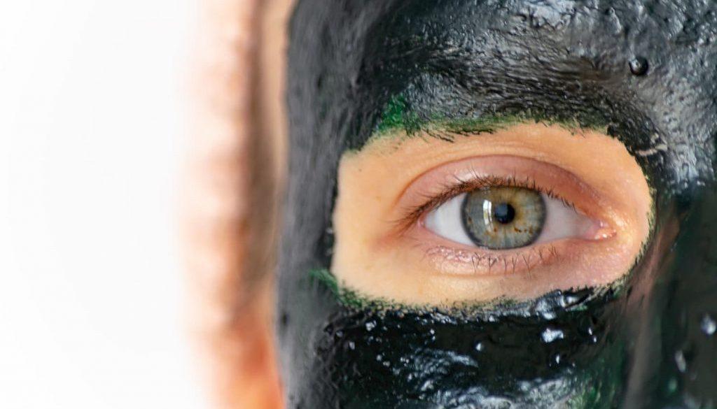 masque spiruline