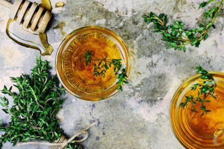 Les pouvoirs du miel de thym